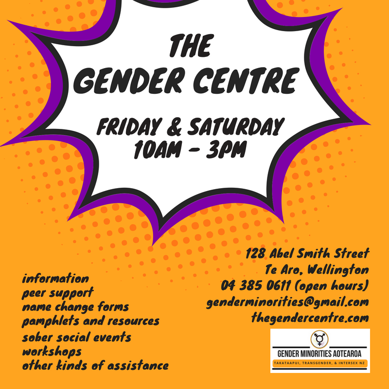 the gender centre