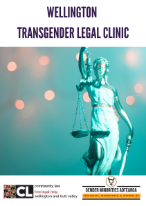 Wellington Transgender Legal Clinic