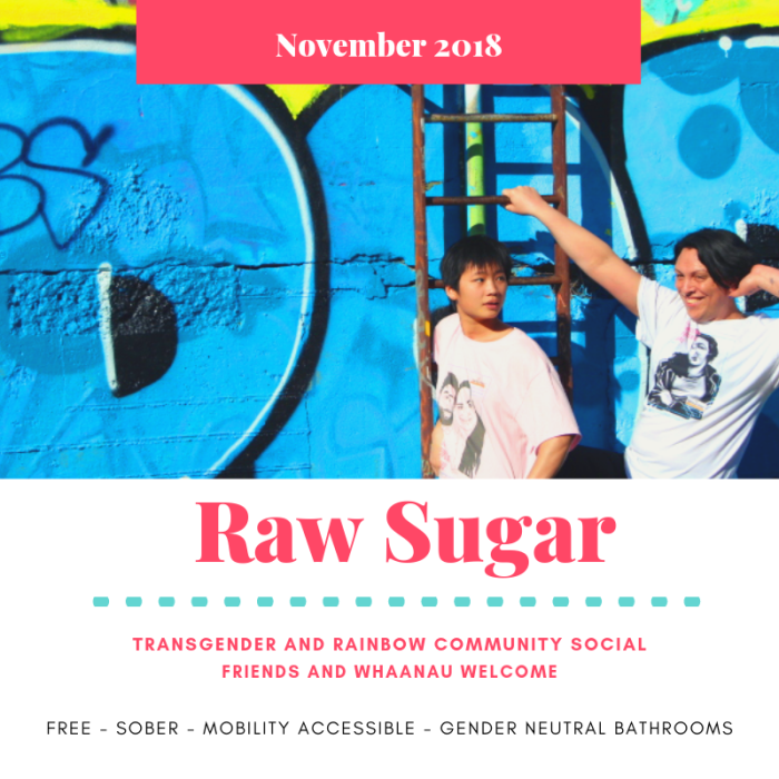 Raw Sugar Nov