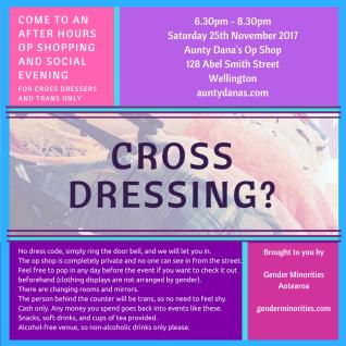 Cross dressing_