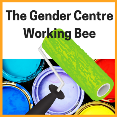 Friday April 6th12.30pm - 5.30pmThe Gender Centre128 Abel Smith StreetWellington