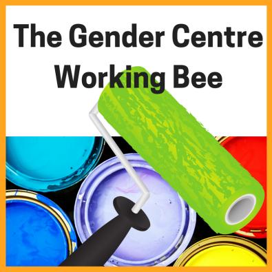 Friday April 6th12.30pm - 5.30pmThe Gender Centre128 Abel Smith StreetWellington