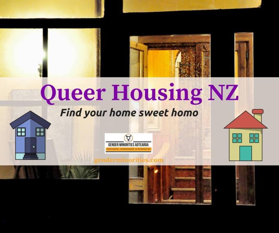 queer housing nz